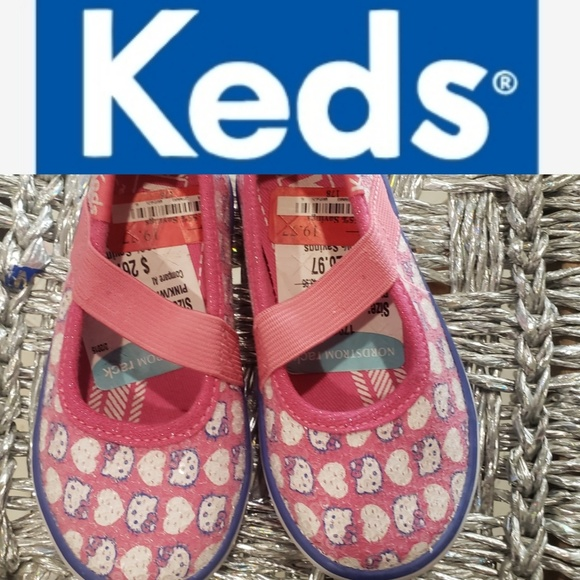 Keds Other - Keds Hello Kitty shoes